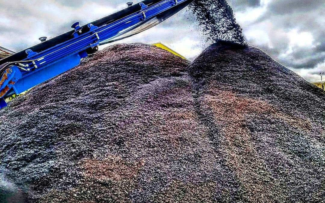 Recycling Rubber Sports Track – Brooks, OR