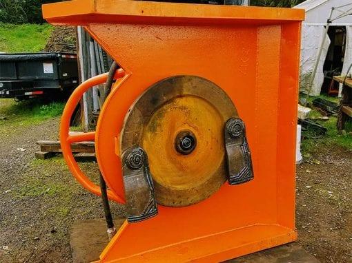 Hydraulic Forestry Mower rebuild